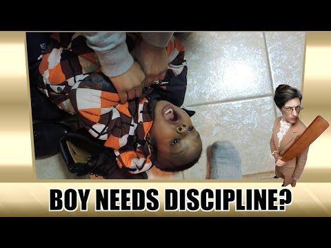 BOY NEEDS DISCIPLINE? [#23 - SEASON 7] - YouTube