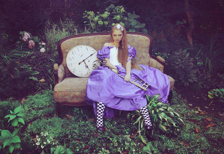 Alice in wonderland v4 by dtr777.deviantart.com on @deviantART