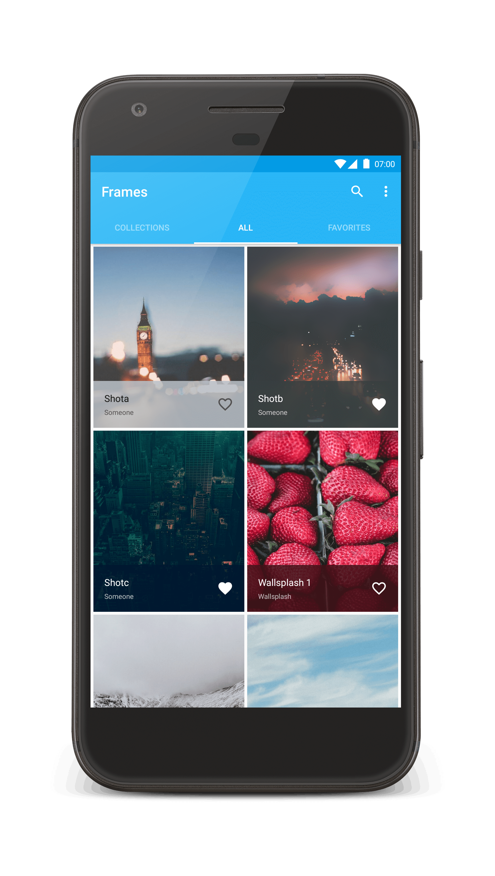 a full of features easy to customize free and open source light weight android dashboard library to create wallpapers apps with almost null