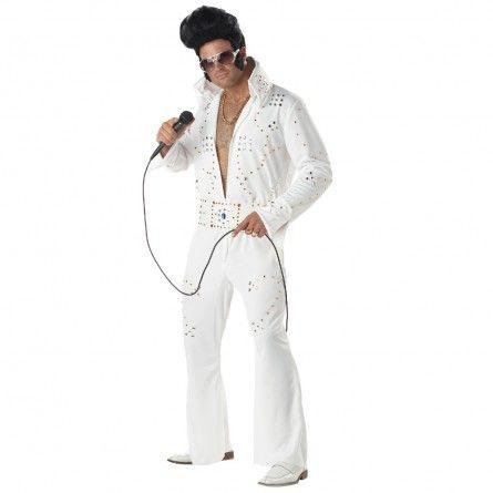 Elvis King of Rock Legend Adult Women Costume