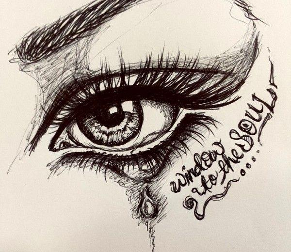 Art Eye Drawing Pen