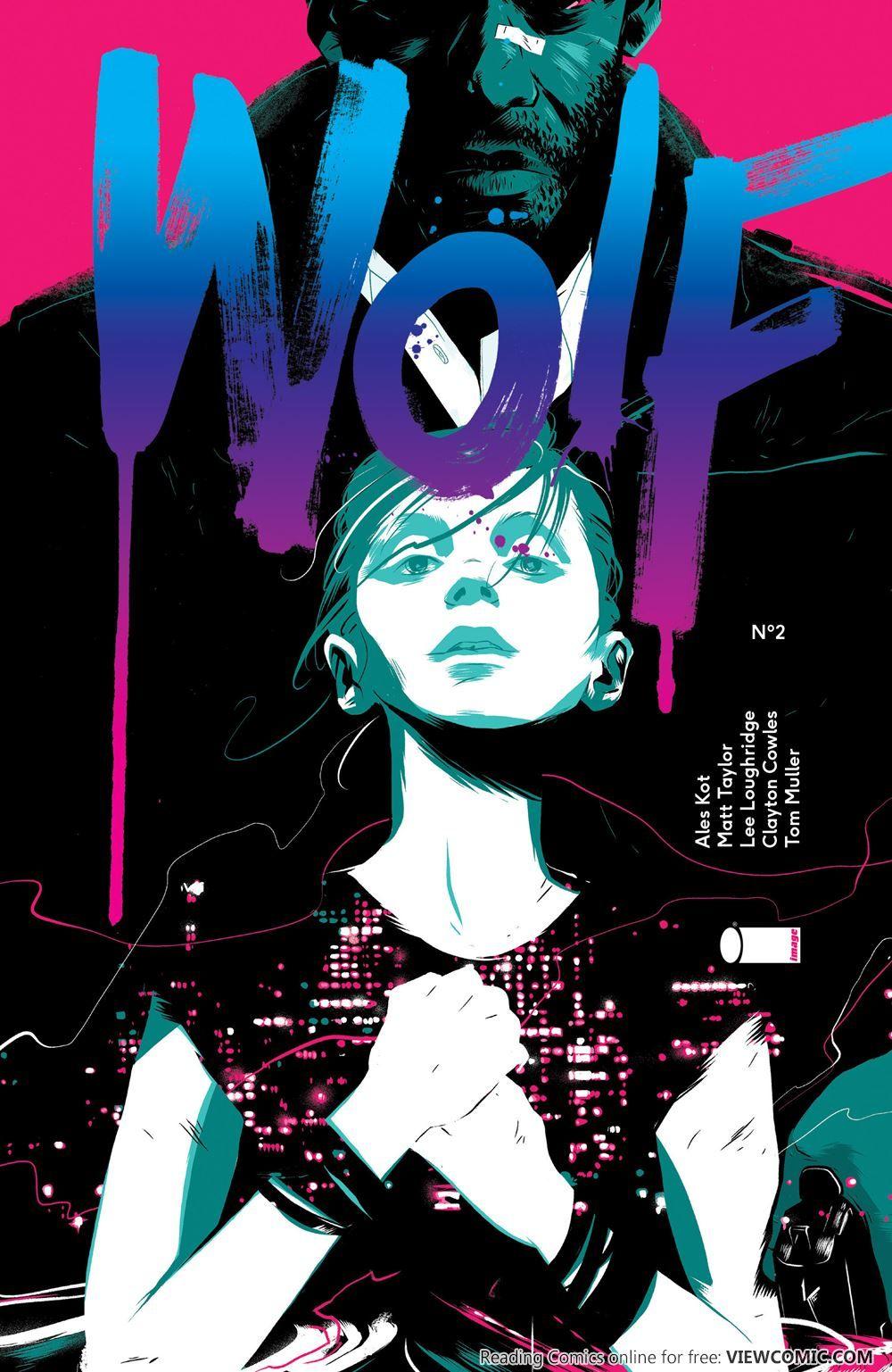 Wolf 002 (2015) ………… ………………………… | View Comic | Comic Books I