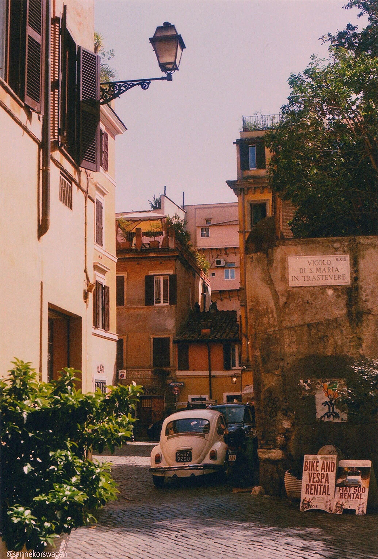 Rome on film 🎞