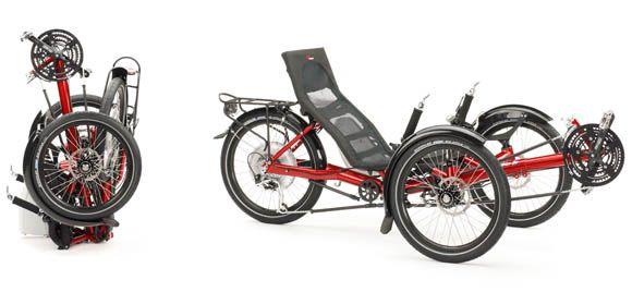 Hp Velotechnik Products Gekko Fx Recumbent Trike Liegerad Radfahren Dreirad Fahrrad