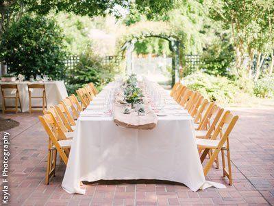 Elizabeth F Garden Palo Alto California Wedding Venues 2