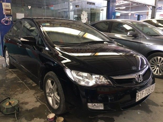 Cần bán xe ôtô honda Civic đời 2008, giá 435tr Chính Chủ cần bán xe Honda Civic 2.0 đời 2008, tại TPHCM, xe công ty sử dụng nên còn rất mới, đẹp. số km đã đi 420
