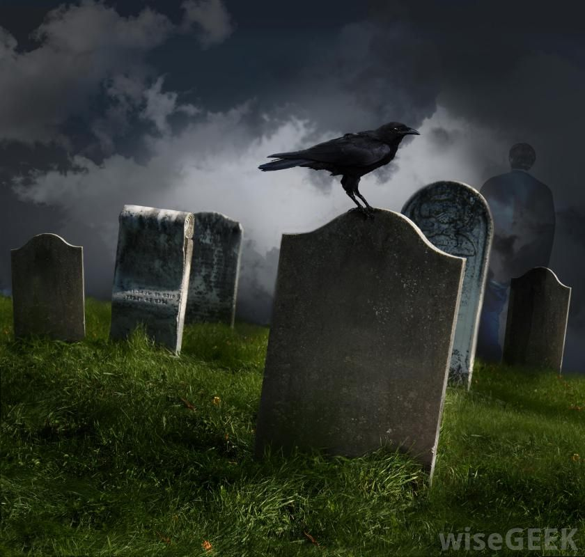 Halloween Haunted Graveyard Ideas What are Some Haunted