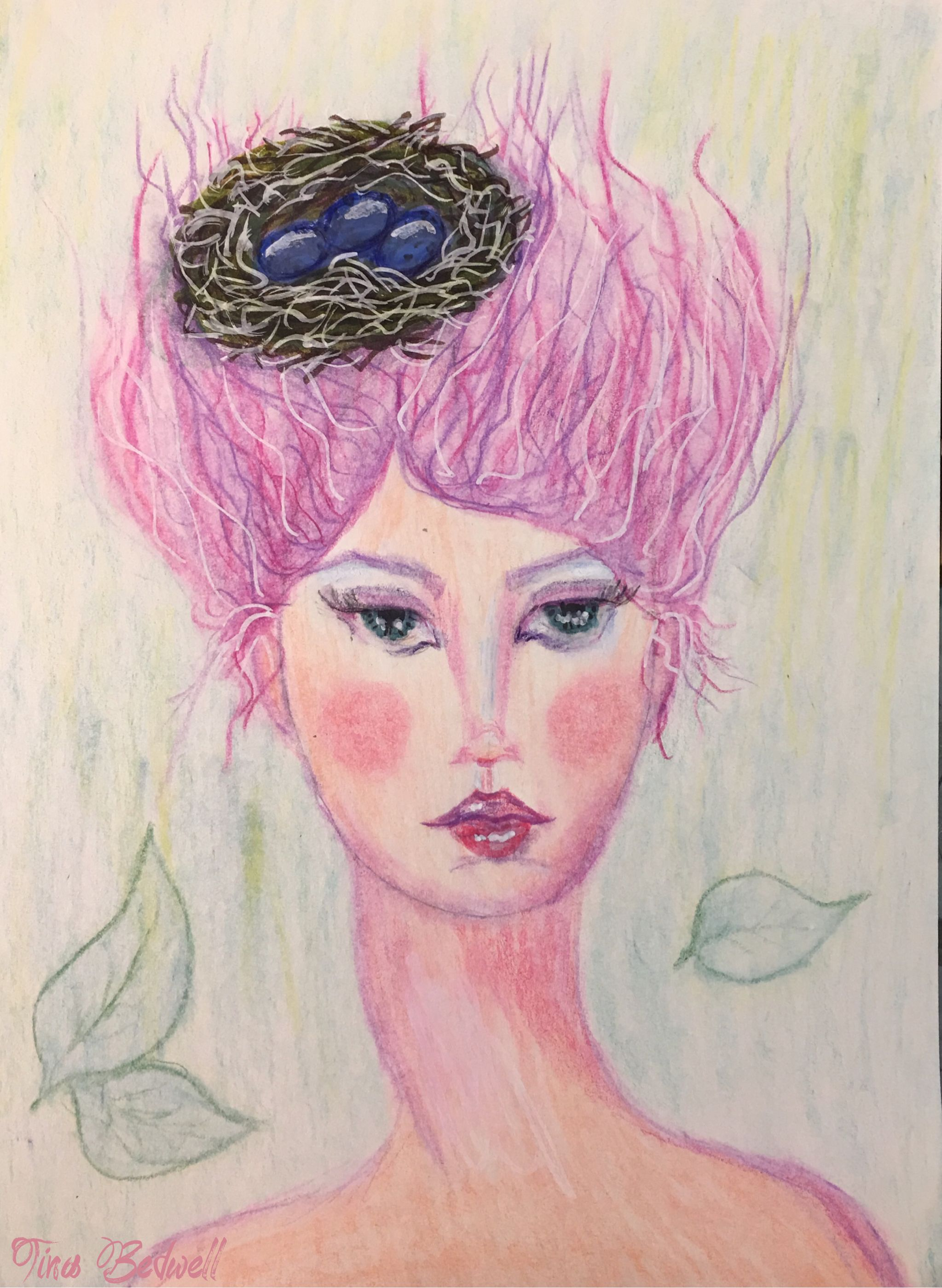 48 Ideas For Painting Ideas Watercolor Pencils Painting In 2020