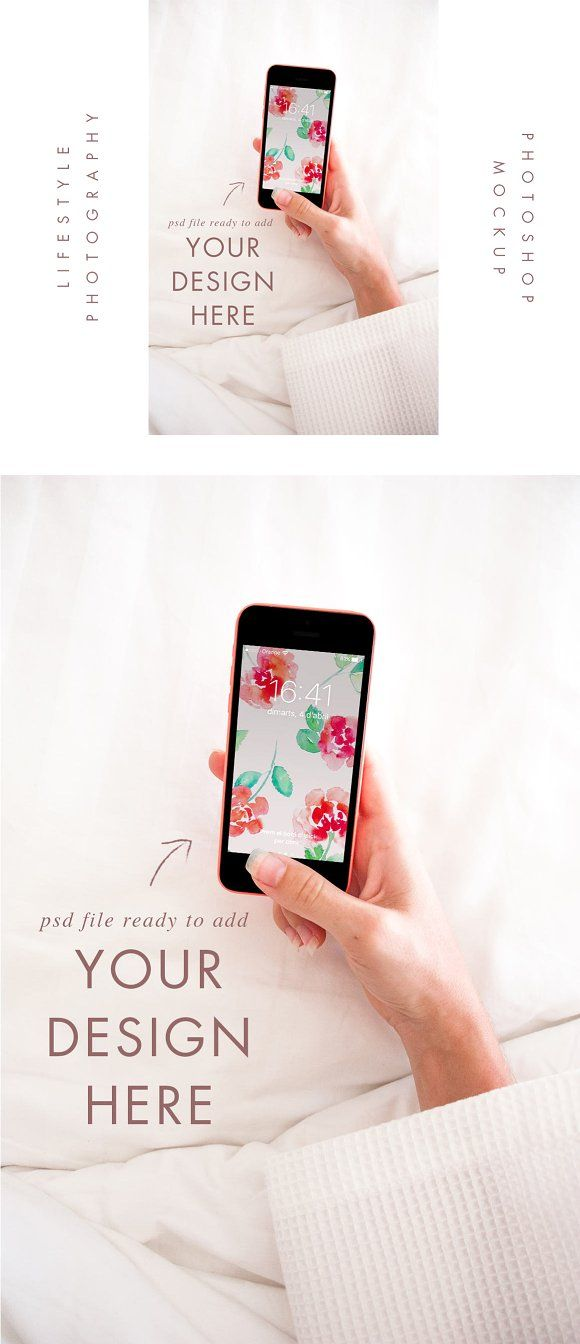 Download Iphone 5 Mockup Bed Lifestyle Mejores Feeds De Instagram Feeds Instagram Disenos De Unas