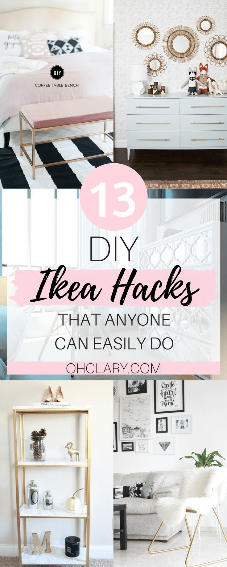 I have complied a list of of the very best diy ikea hacks that
