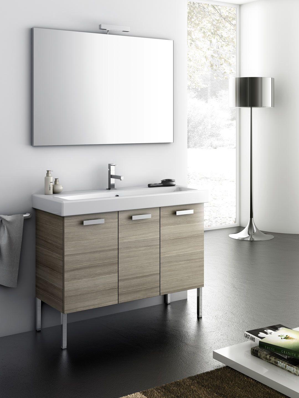 Cubico 3 Door Vanity Set By Nameek S At Gilt 40 Inch Bathroom Vanity Vanity Nameeks