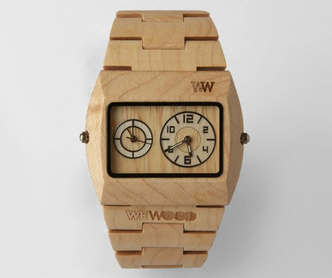 Wewood Jupiter Watch Cool Watches Wewood Wooden Watch