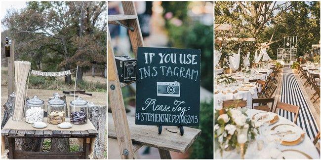 22 Rustic Backyard Wedding Decoration Ideas On A Budget Weddinginclude Wedding Backyard Reception Outdoor Wedding Decorations Backyard Wedding Decorations