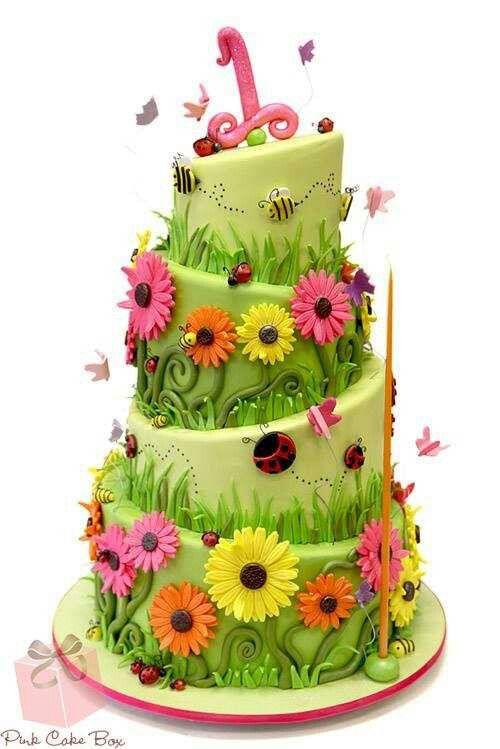 Faerie Princess Wedding Cake Birthday Party Ideas Pinterest