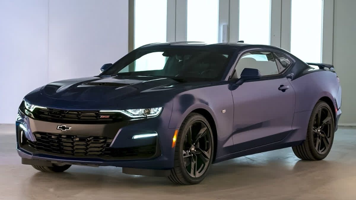 The 2019 Chevrolet Camaro Coupe Has Sharp And Nimble Handling