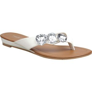 White Marie Claire Sandals Available At Bata Buy Shoes Online Buy Shoes Shoes Online