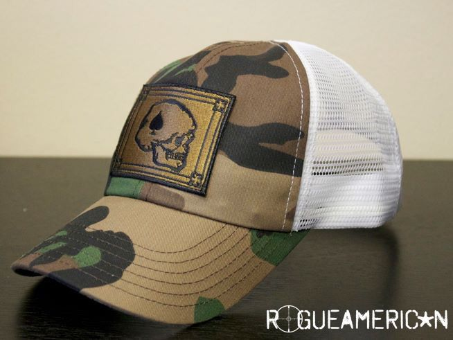 Raa Make The Mesh Black And Then Take My Money Rogue American Apparel Hats Tactical Clothing
