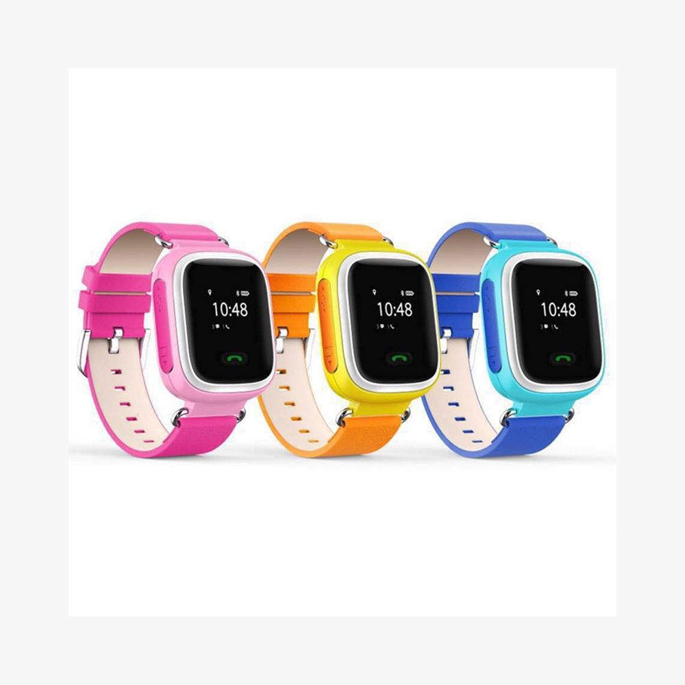 ba93d7ea4 i love this colorful smart watch which can call talk and GPS track, i think  children will love it very much.