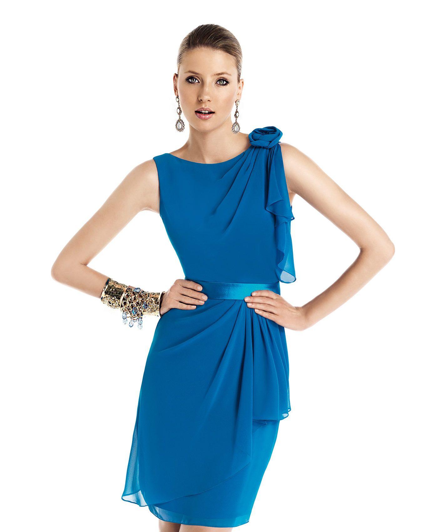 Pronovias te presenta su vestido de fiesta Tahal de la colección ...