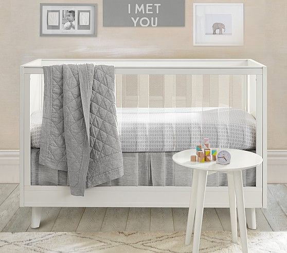 Pottery Barn Kidsu0027 Convertible Cribs Are Designed To Grow With Your Child.  Find Crib Mattresses, Bassinets And Sleigh Cribs And Create A Beautiful  Space For ...