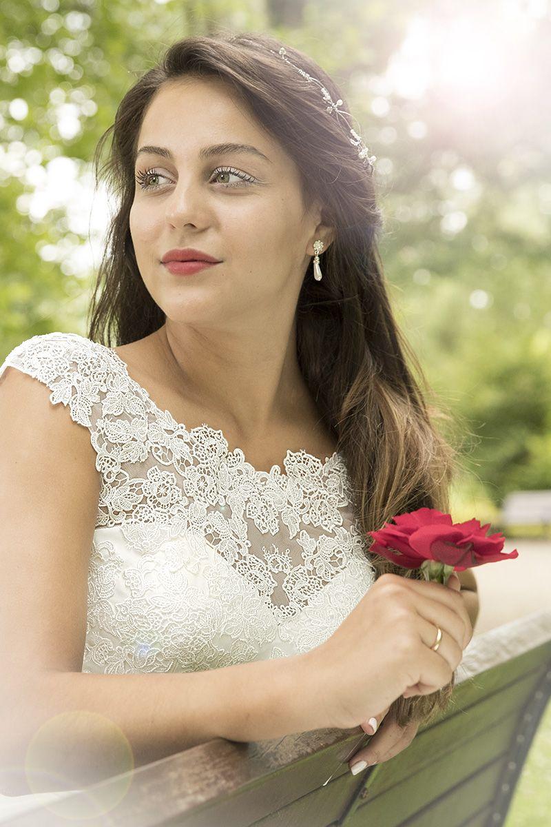 Kleemeier #Brautmode #Brautkleid #Hochzeitskleid #bridal The Feeling ...