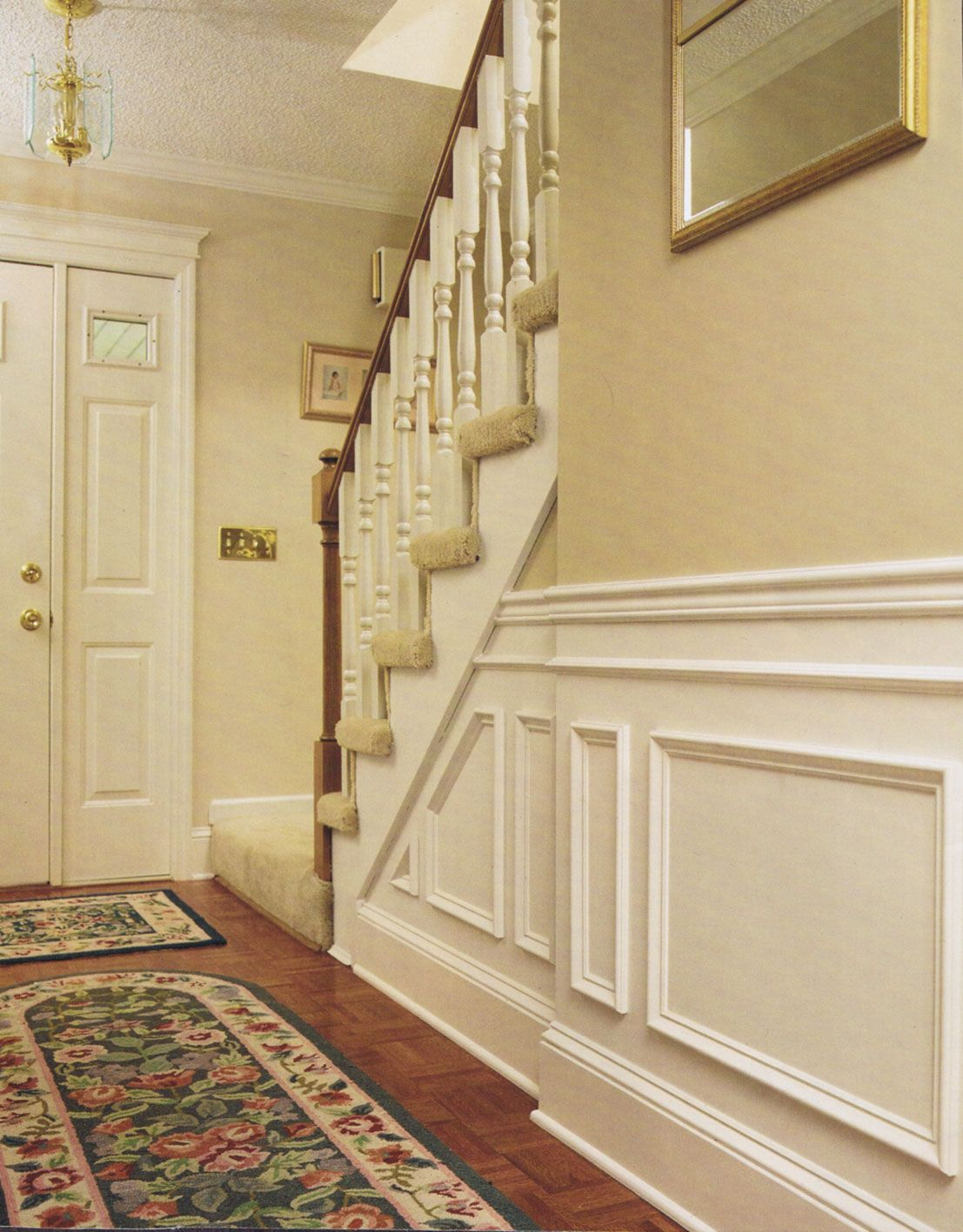 Superb Purchase Your Interior Through Wainscoting Ideas: Wainscoting Interior U2013