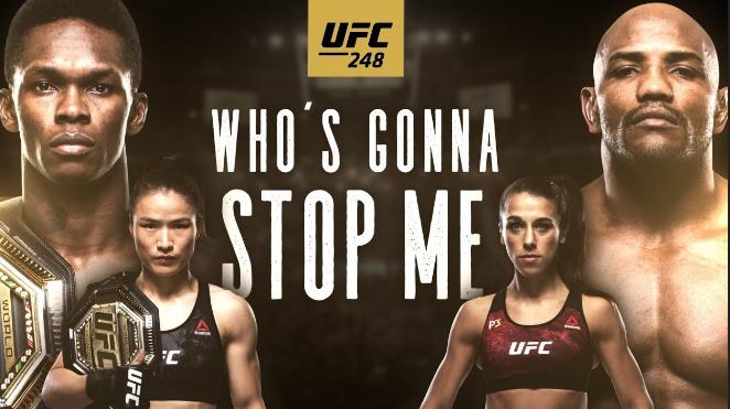 Watch UFC 248 Online Reddit MMA (UFC) Stream in 2020