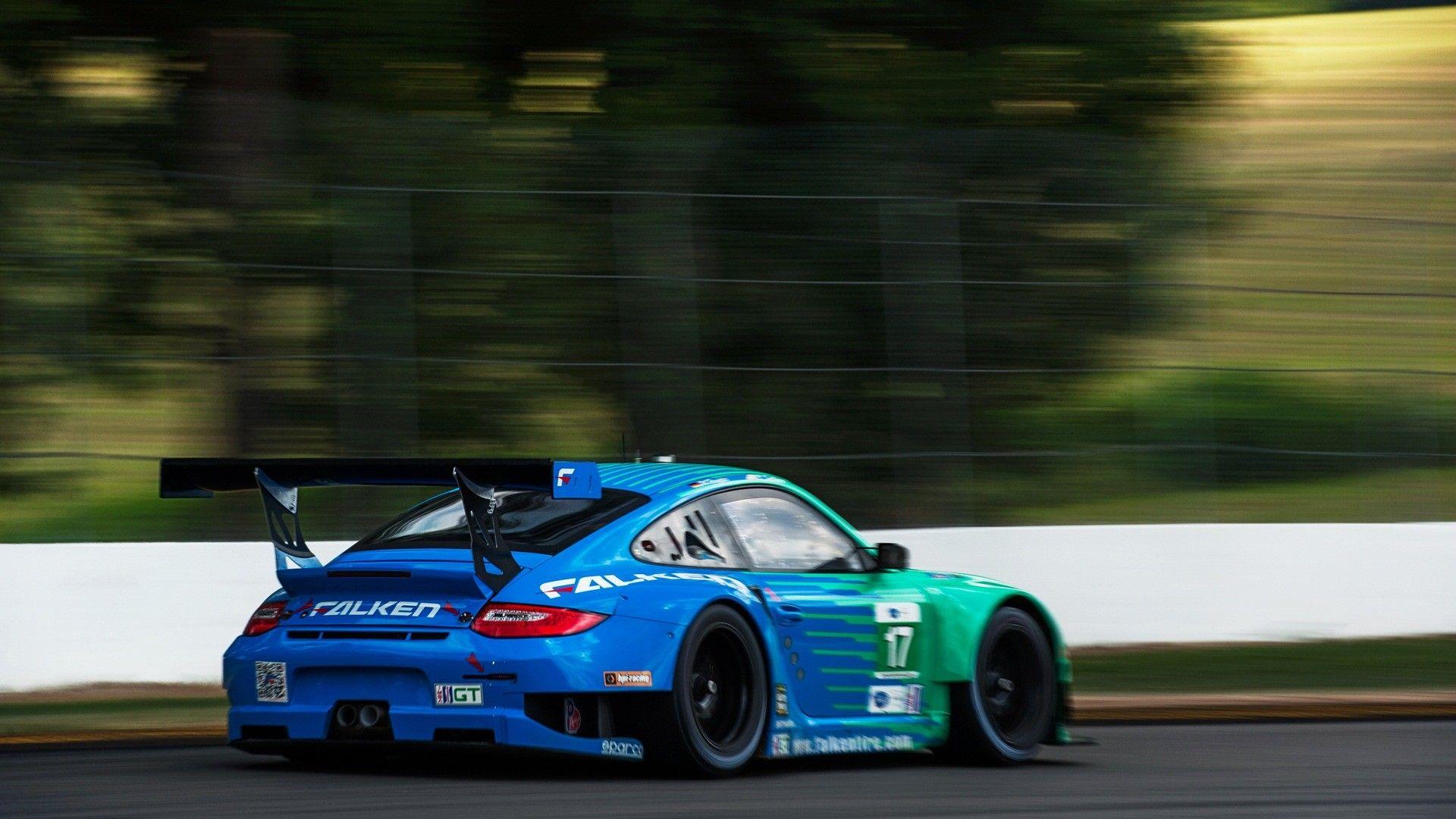Porsche Car Racing Wallpaper Racing