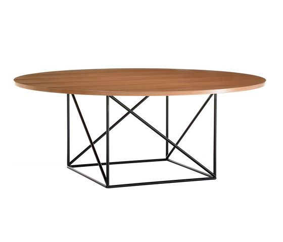 Lc15 Table De Conference By Cassina Le Corbusier Table Table Dining Table
