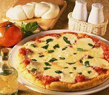 Foto de la receta de pizza clásica argentina