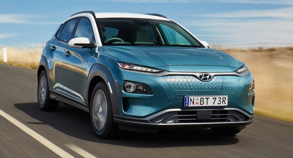 Hyundai Kona Electric Sets An Ev Record You Never Knew Or Probably Even Cared About In 2020 Hyundai Electricity Electric Cars