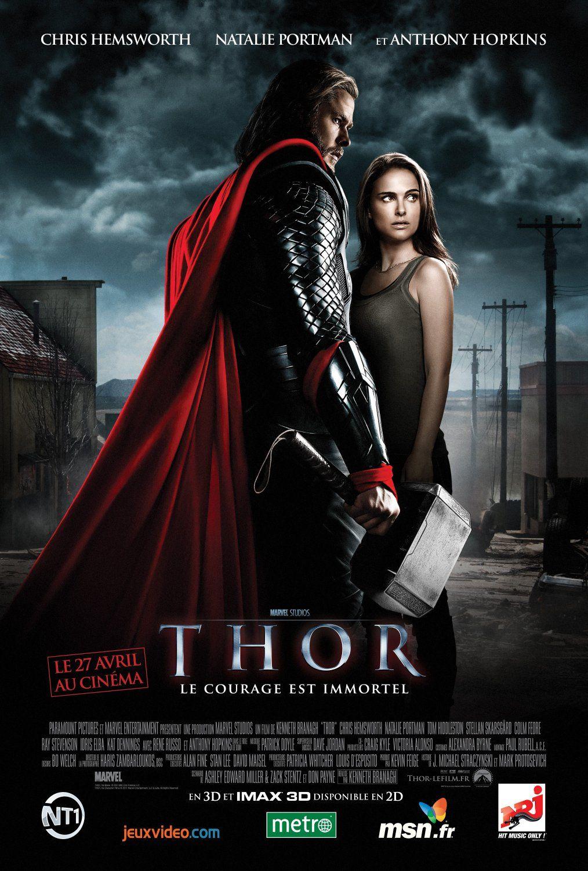 Thor (2011). Efectos especiales por doquier y gran poder