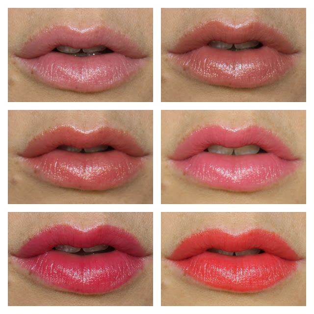 Rimmel Moisture Renew Sheer Shine Lipsticks Rimmel Lipstick