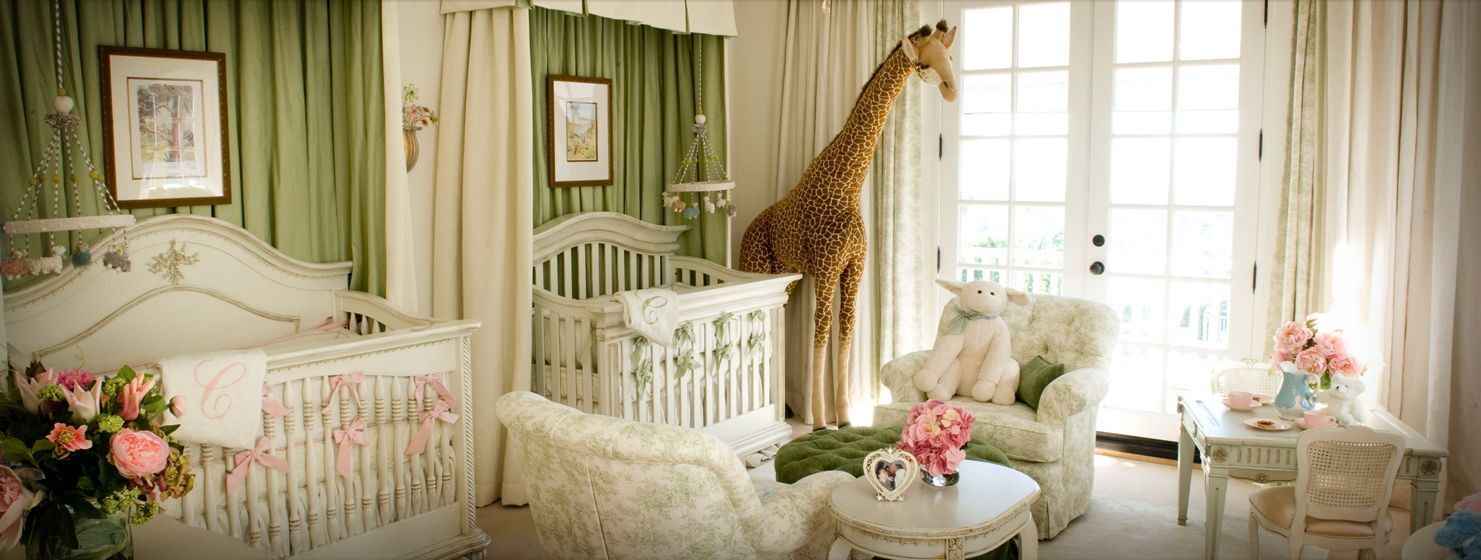 Mariah Carey S Nursery Luxury Baby Furniture Luxury Cribs