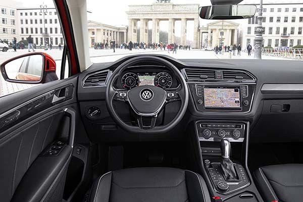 cool yeni volkswagen tiguan 2016 fiyat listesi | otomobil