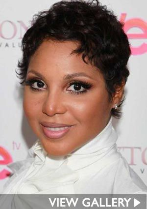 Superb 17 Best Images About Toni Braxton On Pinterest Heart Disease Short Hairstyles For Black Women Fulllsitofus