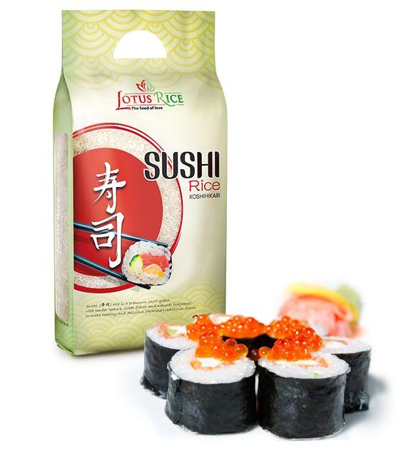 Sushi Rice Japonica is super premium short grain rice ...