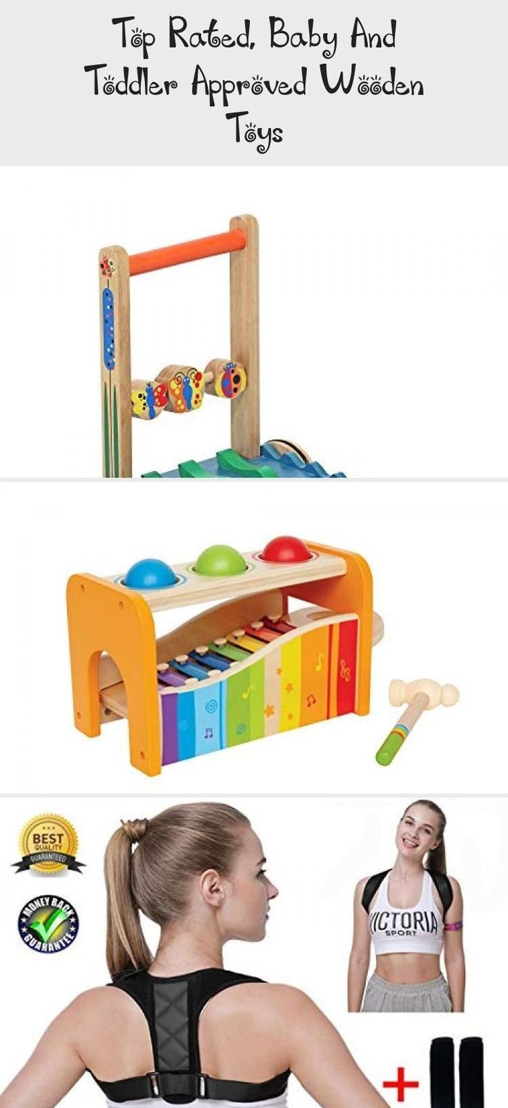 Top Rated Parent and Child Approved Wooden Toys for babies ...