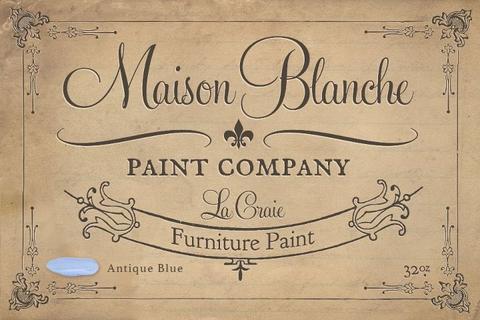 Maison Blanche La Craie Antique Blue | Market Street Boutique St Augustine