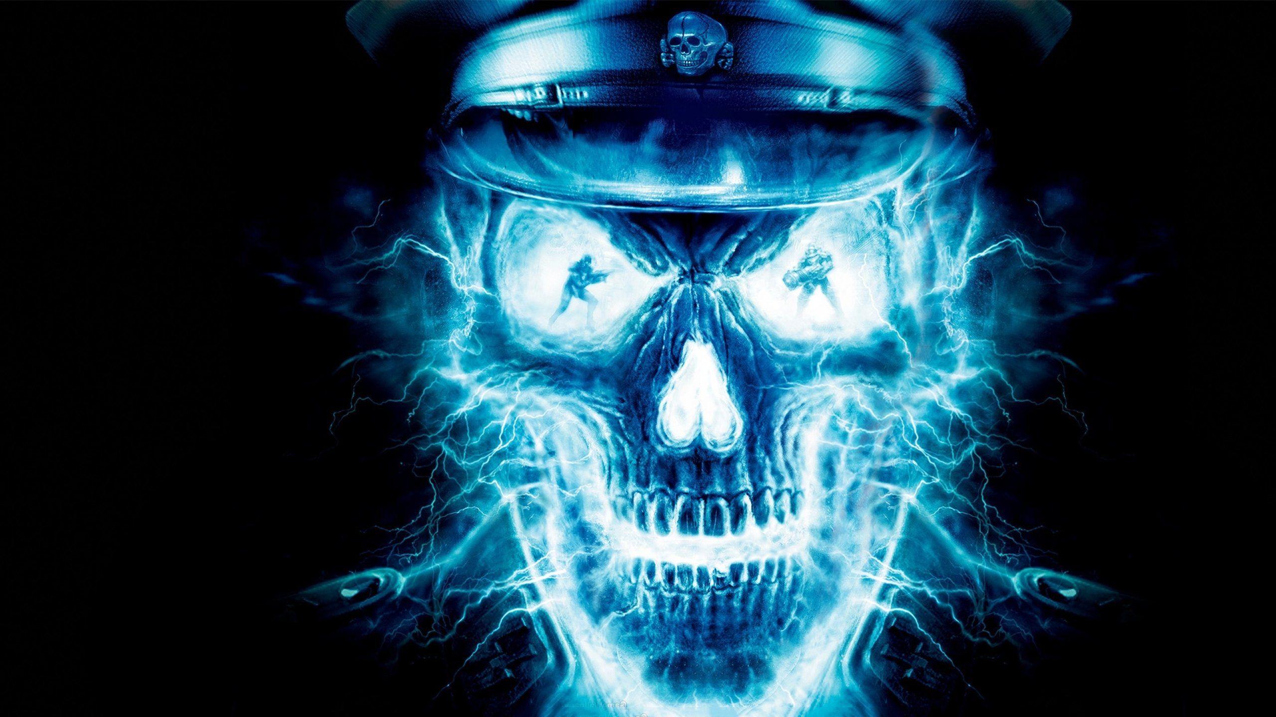 Dark Skull Evil Horror Skulls Art Artwork Skeleton D Wallpaper Ghost Rider Wallpaper Skull Wallpaper Neon Wallpaper