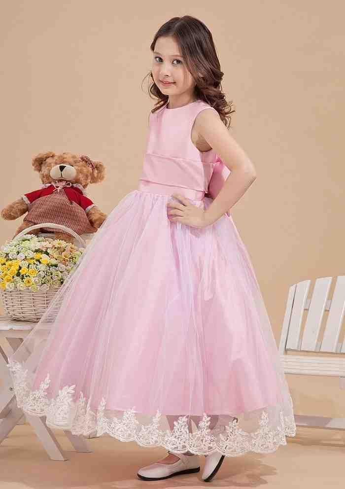 Pink Flower Girl Dresses Cheap Little Princesse Pinterest Pink