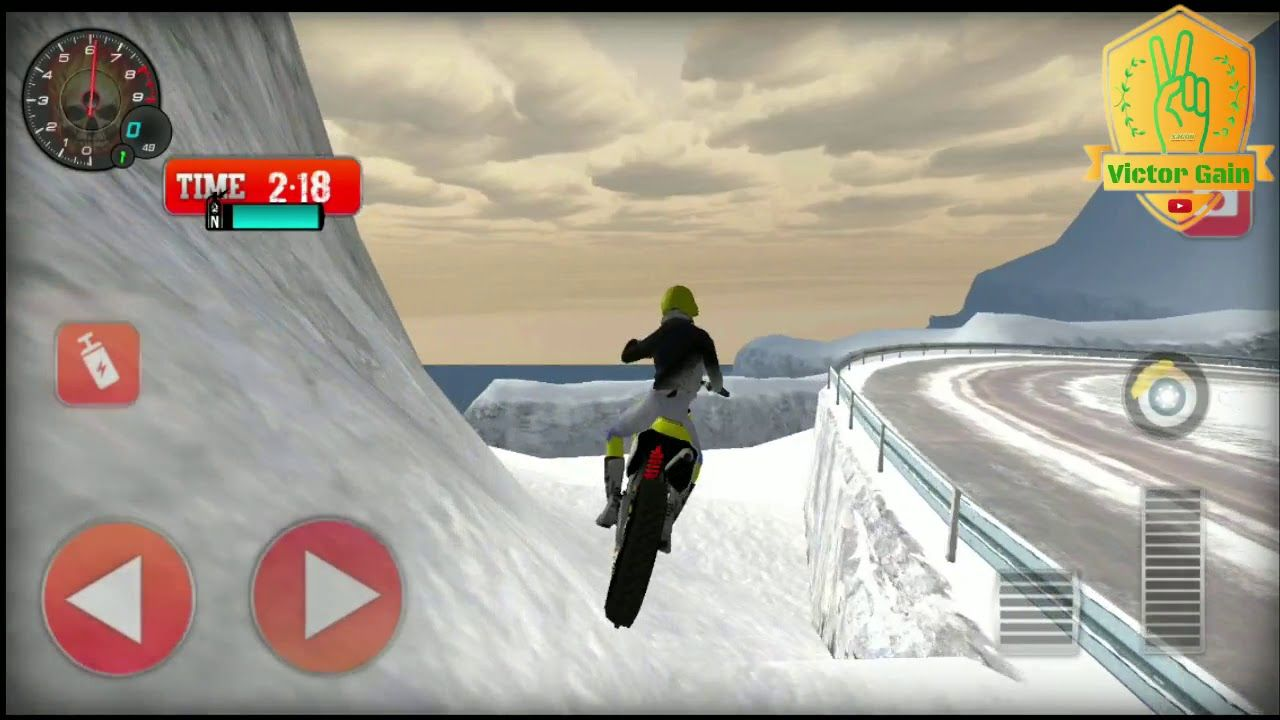 Snow Mountain Bike Race 2019 Snow Mountain Bike Game Every