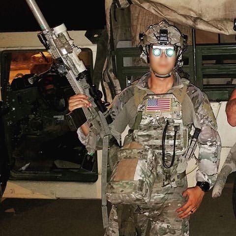 Pin by Abe on BAMF | 75th ranger regiment, Military guns