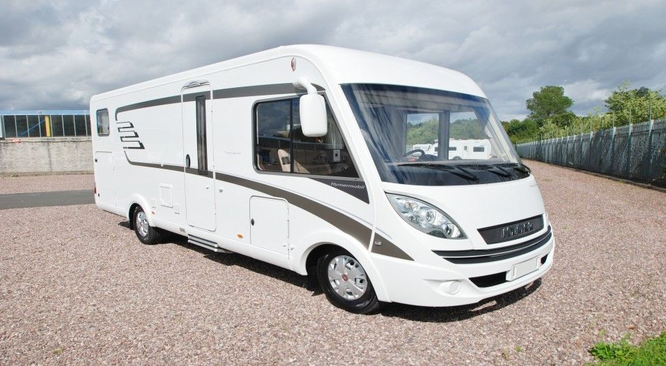 1814917efe Hymer B Class PL B 588 Motorhome For Sale - Travelworld Motorhomes ...