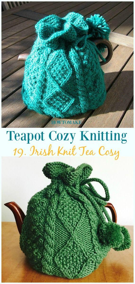 Teapot Cozy Free Knitting Patterns | Home Design Ideas | Pinterest