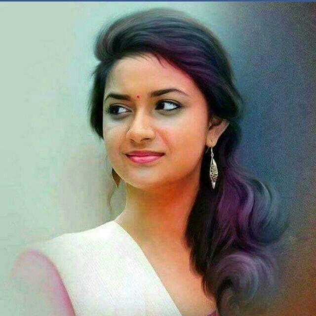 Keerthi suresh by Rey-some | Beautiful girls body, Desi ...