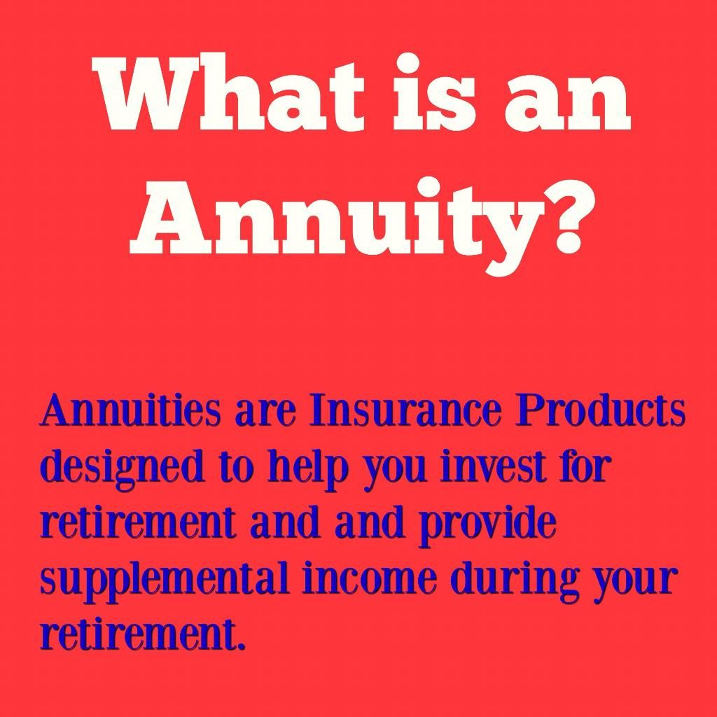 We Offer Fixed And Index Annuities Very Safe Investments Safari