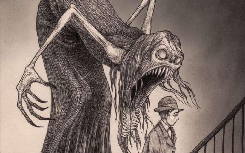 12 Creepy Drawing Ideas In 2020 Creepy Drawings Scary Drawings