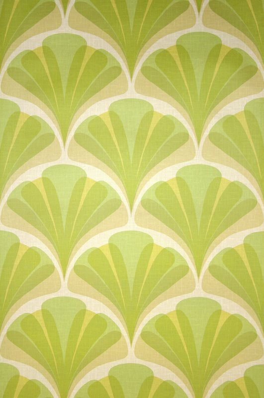 Wallflowers and Floored 60s wallpaper Wallpaper and Printing