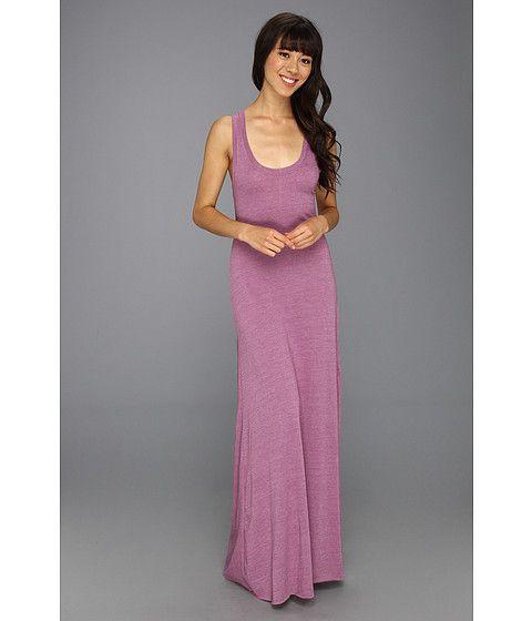 Alternative Apparel Racerback Maxi Dress Pretty Color Need Full